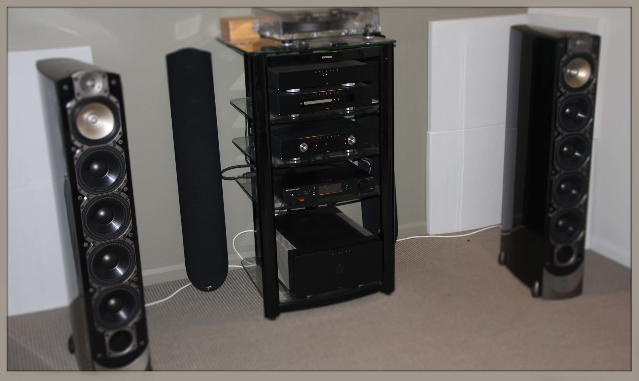 Home Theatre Surround Receivers