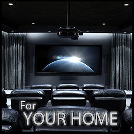 Home Theatre Solutions - AV Concept, Toowoomba