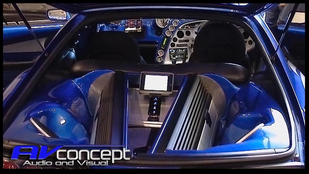 Supra Custom Stereo Installation Av Concept Audio And Visual