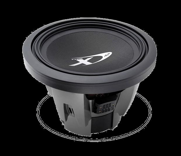 "Alpine SWX-1243D Type-X 12"" DVC Subwoofer - AV Concept Audio and Visual"