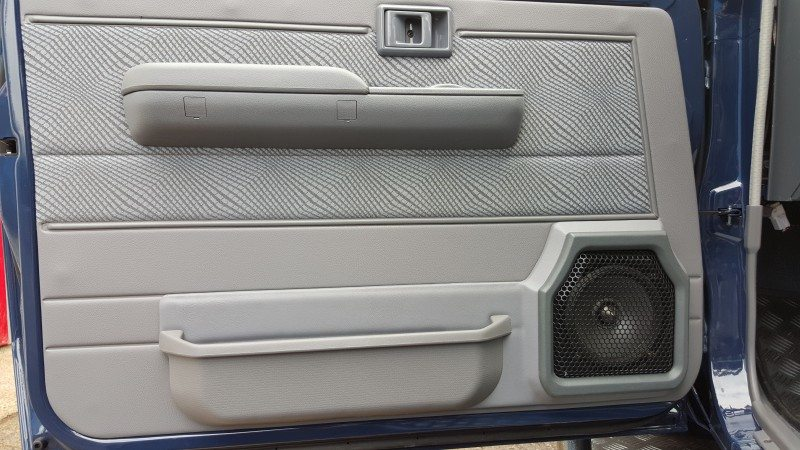 79 series Toyota Landcruiser Stereo Door
