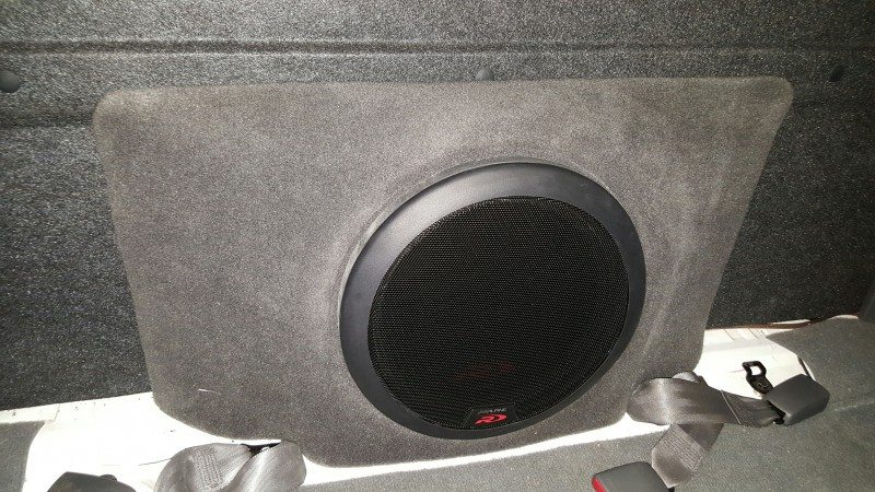 Stereo to suit Hilux Dual cab
