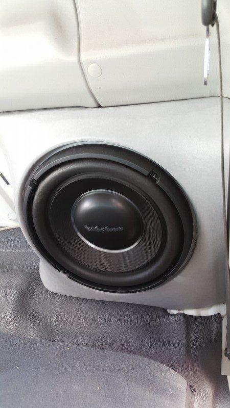 Alpine Premium Stereo with 12
