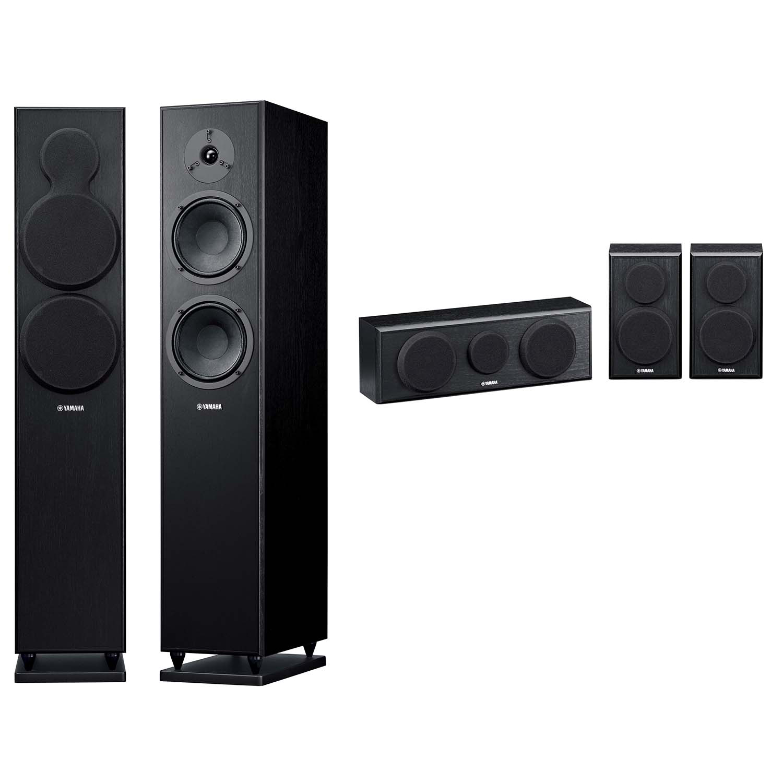 yamaha ns 150 pack av concept audio and visual. Black Bedroom Furniture Sets. Home Design Ideas