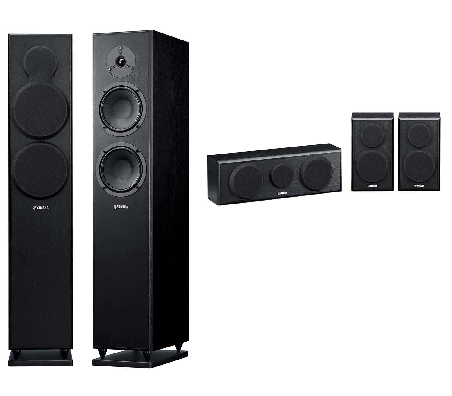 Yamaha ns 150 pack av concept audio and visual for Yamaha ns 50 speaker pack