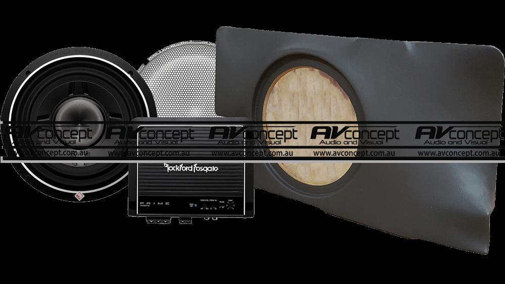 Ford Ranger Stereo Package