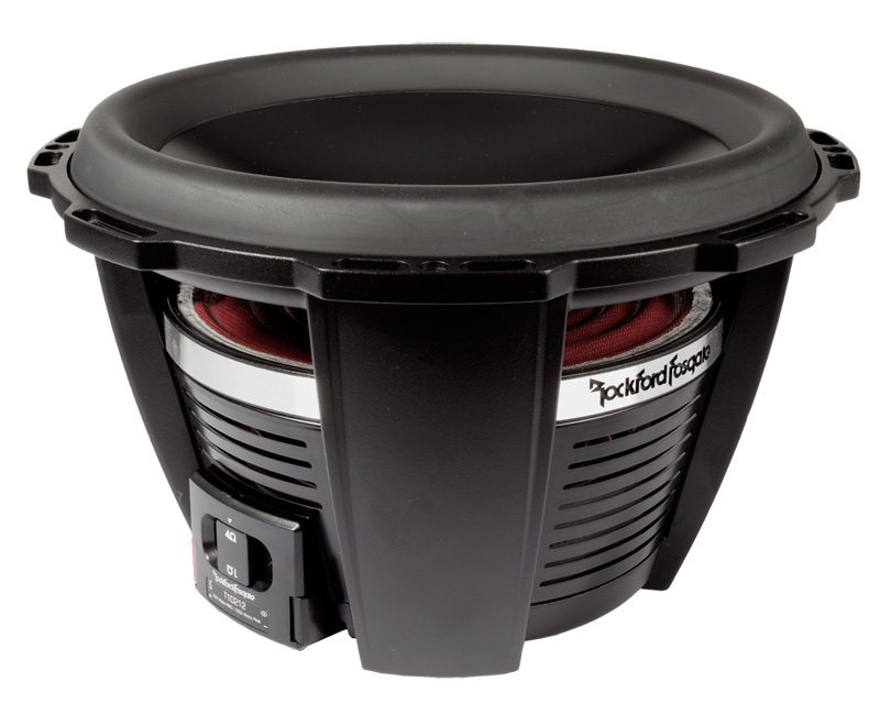 Rockford Fosgate T1 Power Dual 4 Ohm 12 Quot Subwoofer Av