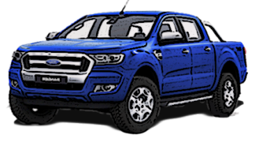 Ranger PX to PX 3 Dual Cab