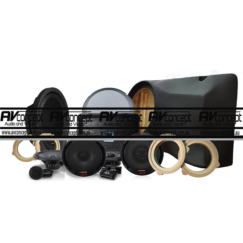 Toyota Hilux Stereo Package