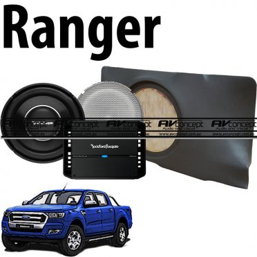 Ford Ranger Sub Upgrade