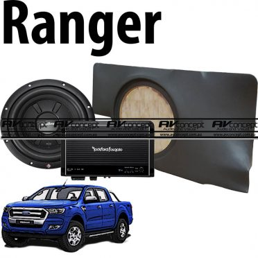 Ford Ranger Subwoofer Pack