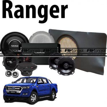 Ford Ranger Rockford Stereo System