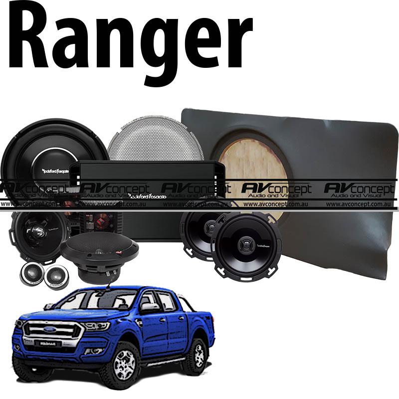 Car Stereo For Ford Ranger