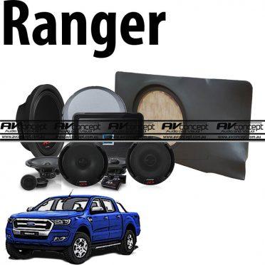 Ford Ranger Alpine Stereo
