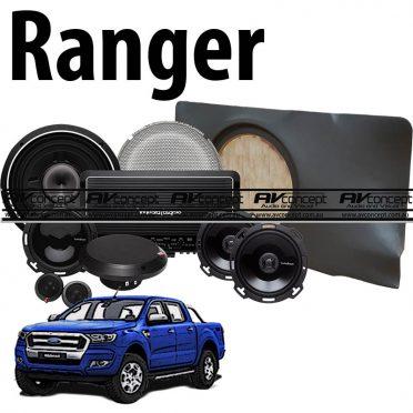 Ford Ranger Rockford Fosgate Stereo