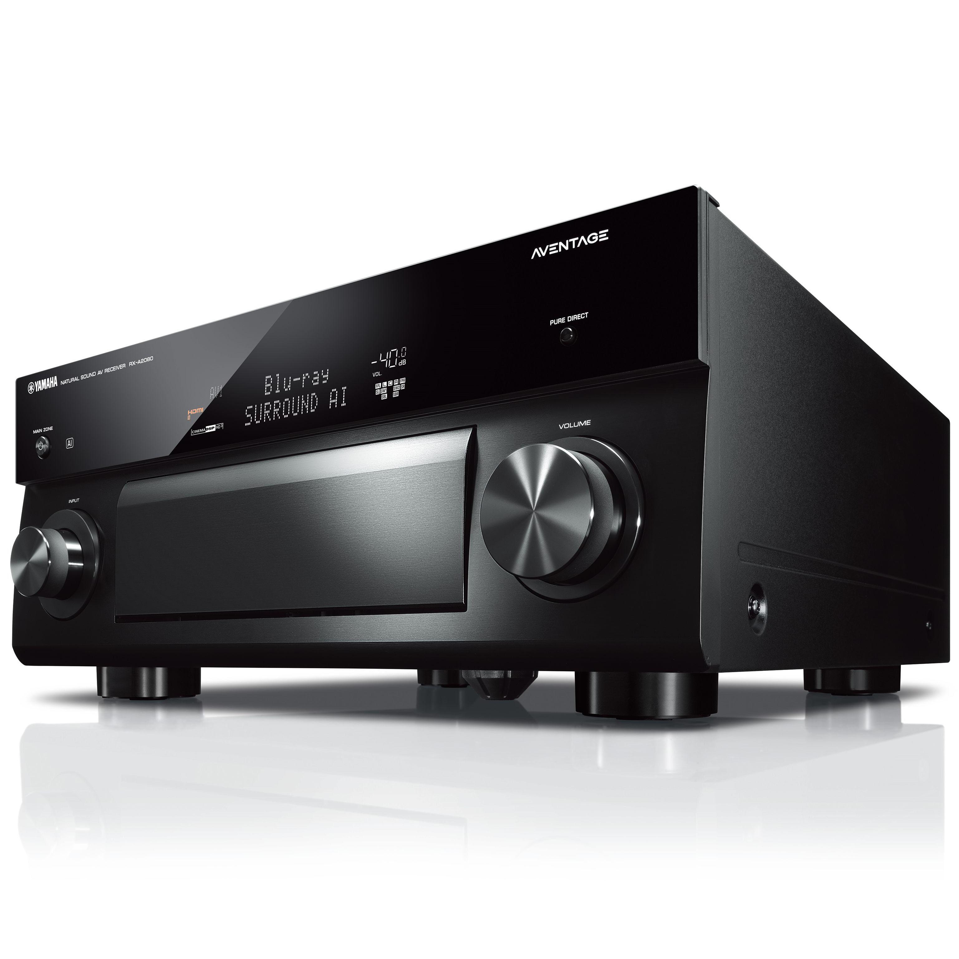 yamaha aventage rx a2080 av receiver av concept audio. Black Bedroom Furniture Sets. Home Design Ideas