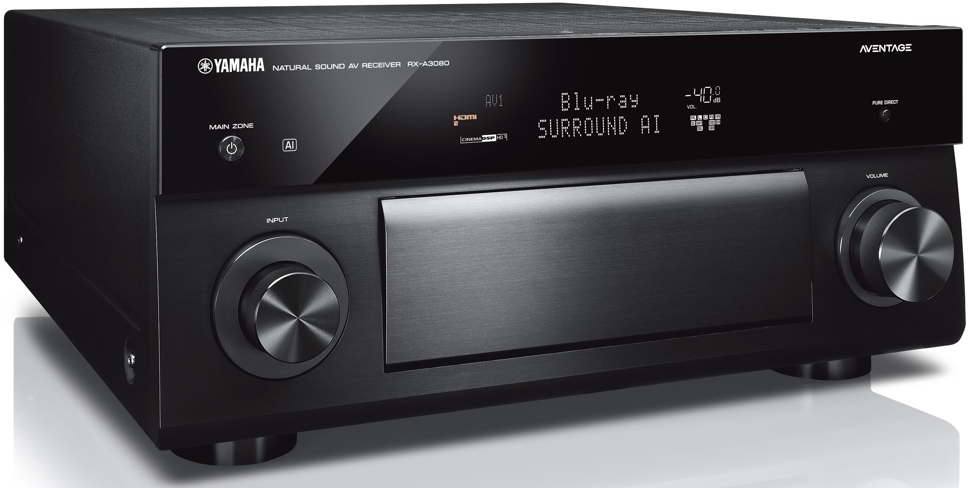 yamaha aventage rx a3080 av receiver av concept audio. Black Bedroom Furniture Sets. Home Design Ideas
