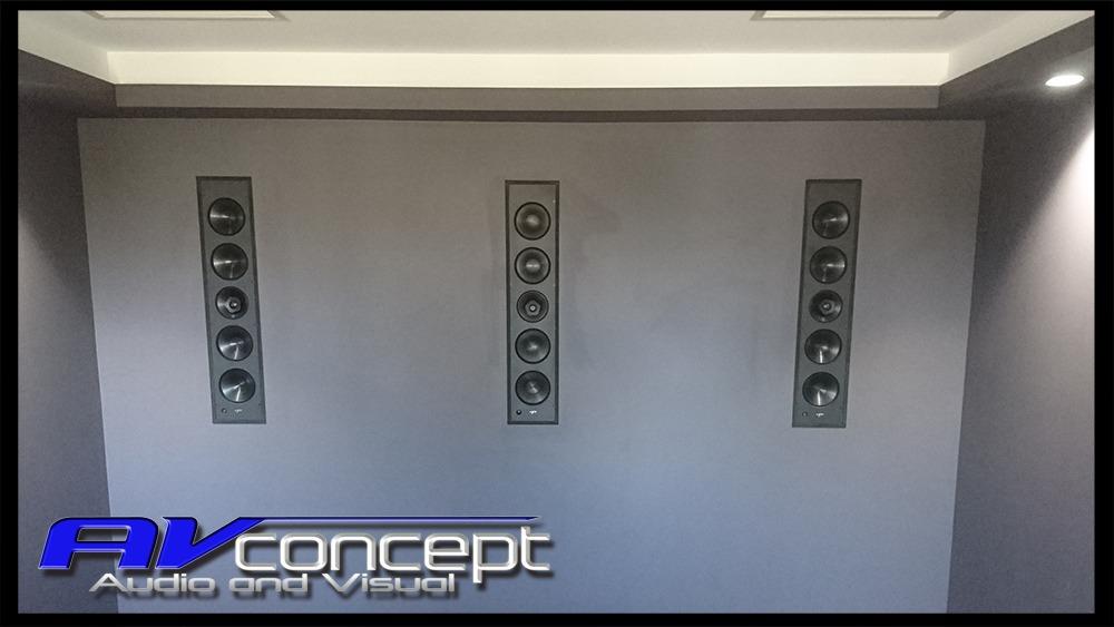 High End Hidden System Av Concept Audio And Visual