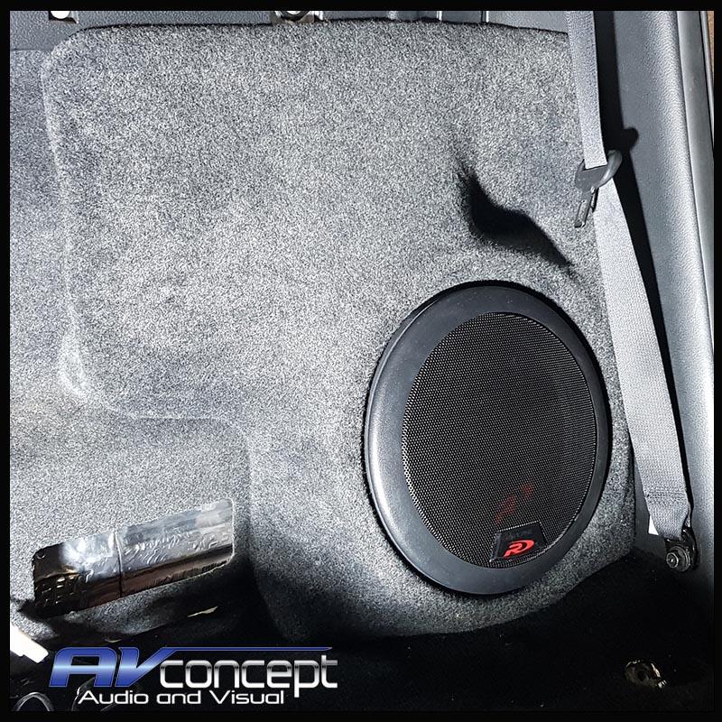 Stereo to suit NP300 Navara