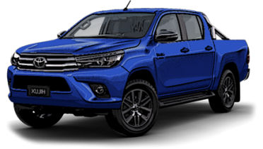 Hilux 2015 on Dual Cab