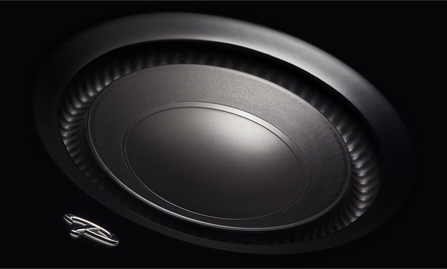 "Paradigm Defiance V12 12"" Powered Subwoofer Detail-art"
