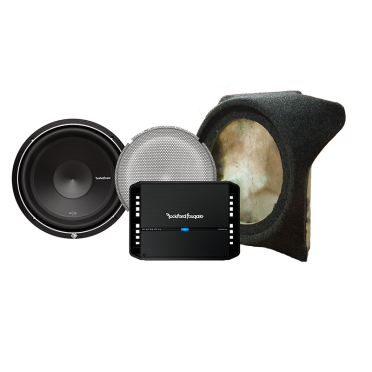 Subwoofer and Amplifier Systems